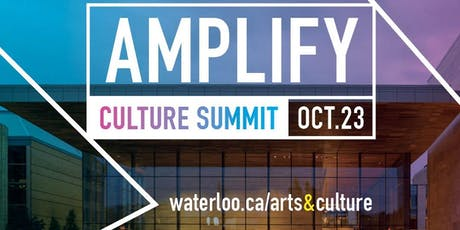 Amplify - Culture Summit 2019 tickets