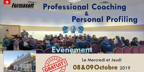 Atelier-Initiation : Professional coaching & Personal Profiling billets