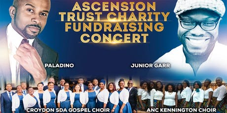 Charity Fundraising Concert for the work of Ascension Trust tickets