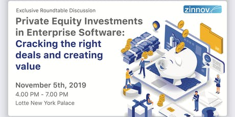 Private Equity Investments in Enterprise Software: Cracking the right deals tickets