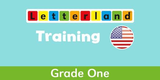 Grade 1 Letterland Training- Elizabeth City, NC