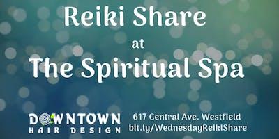 Wednesday Reiki Share