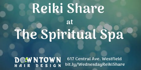 Wednesday Reiki Share tickets