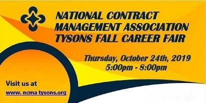 NCMA Tysons Career Fair