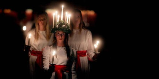 Lucia at St John's