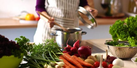 Eating Clean Cooking Class # 6 Demonstration Dinner at Soule' Studio tickets