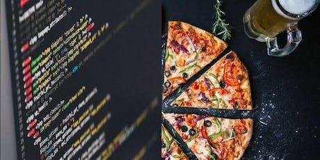 Pizza & Code - Code schreiben. Praxis. Pizza satt. tickets