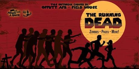 Offutt AFB Running Dead  Zombie Run tickets
