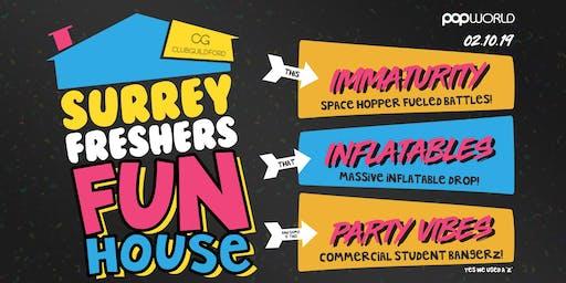 Freshers Fun House