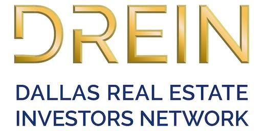 Dallas Real Estate Investors Network TRAINING MEETING - FT WORTH, TX