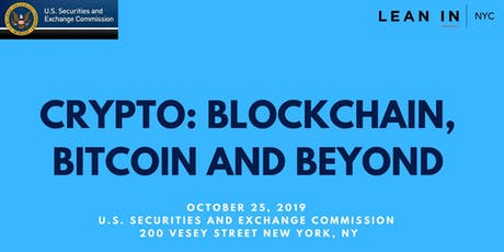 Crypto: Blockchain, Bitcoin and Beyond tickets