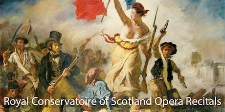 RCS Opera Recital - Liberté tickets