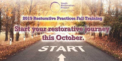 Restorative Practices Fall Training-Overview Session October 10