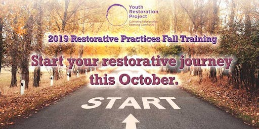 Restorative Practices Fall Training-Overview Session October 23