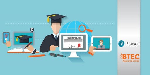 Pearson BTEC Level 3 Award in Education and Training (RQF)(Formerly PTLLS)