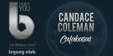 The Best You Legacy Club Calabasas tickets