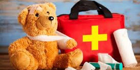 Emergency First Aid – Level 2 tickets