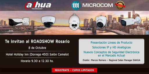 Roadshow DAHUA en Rosario