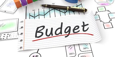 BACD Business Fundamentals: Financials & Operations tickets