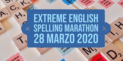 Extreme English Spelling Marathon