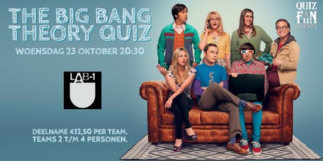 De Big Bang Theory Quiz | Eindhoven tickets