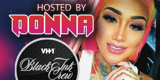 Confetti's Night Club Celebrity Saturday Hosted by Donna from Blk Ink Crew