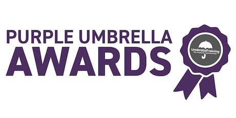 Purple Umbrella Awards 2020 tickets