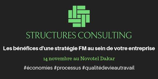 Structures Consulting : Bénéfices d'une stratégie FM pour votre entreprise
