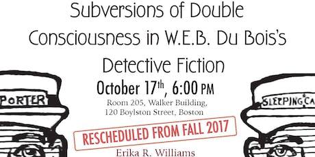 WLP Scholar Series: Erika R. Williams tickets