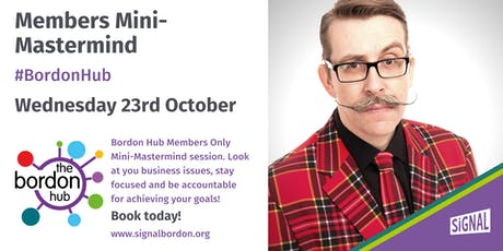 Mini-Mastermind - Hot Seat Session with Stuart Morrison tickets