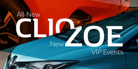 Renault VIP New Launch Event tickets