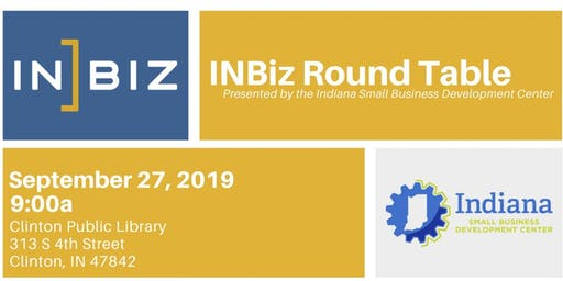 INBiz Round Table Clinton