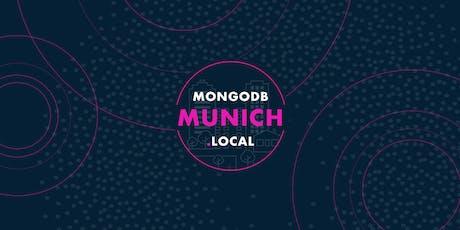 MongoDB.local Munich 2019 tickets