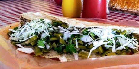 Taco103 -veggie taco walk  tickets
