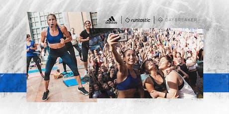 adidas x Runtastic | DAYBREAKER BERLIN LAUNCH tickets