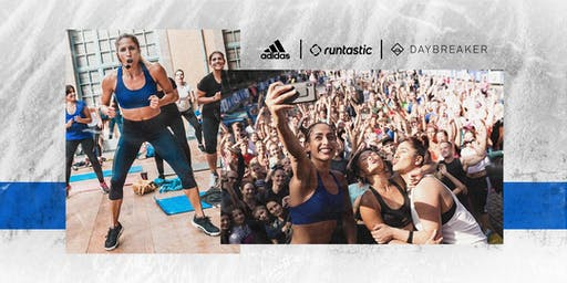 adidas x Runtastic | DAYBREAKER BERLIN LAUNCH