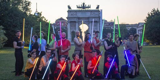 Spada Laser a Milano Est - Prova la scherma del futuro!