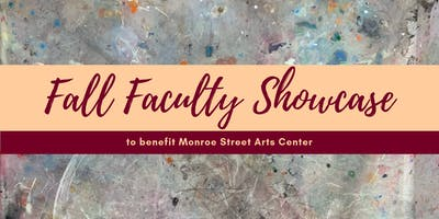 Fall Faculty Showcase