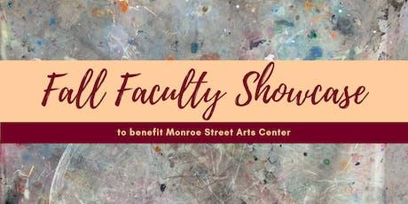 Fall Faculty Showcase tickets