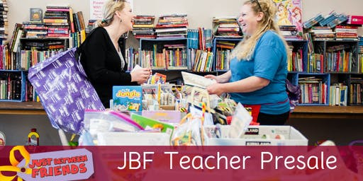 JBF: Teacher Presale