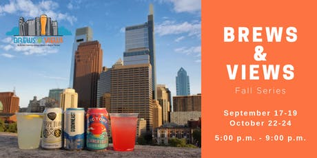 Brews & Views: Fall Rooftop Beer Garden tickets