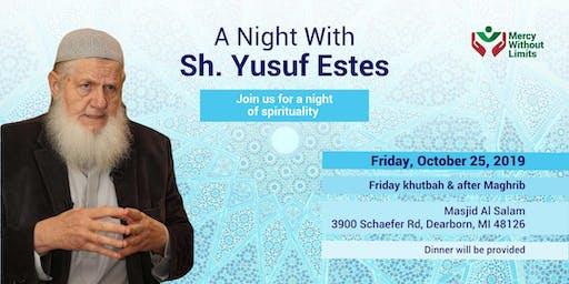 A Night with Sh. Yusuf Estes