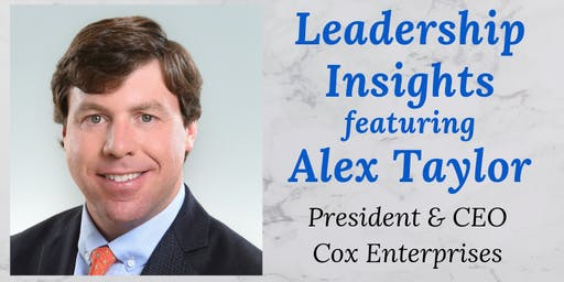 Leadership Insights with Alex Taylor