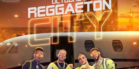 Reggaeton City  tickets