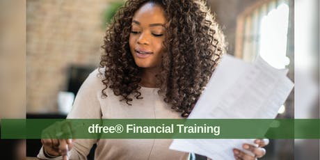 dfree® Financial Training Class tickets