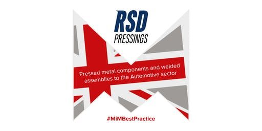 Best Practice Event at RSD Pressings Ltd