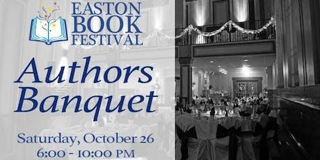 Easton Book Festival Authors Banquet tickets