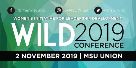 Women's Initiative for Leadership Development (WILD) Conference tickets