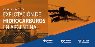 Explotación de Hidrocarburos en Argentina