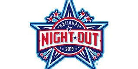 Creekmont 2019 National Night Out tickets